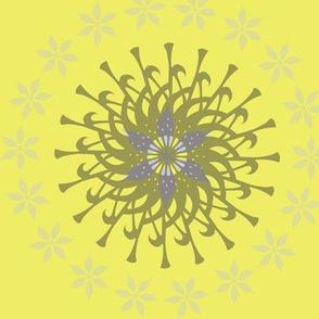 Flowers and Sunshine - yellow