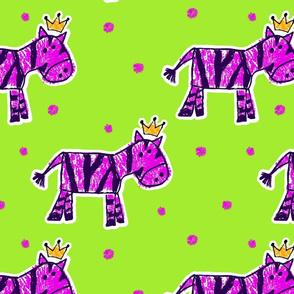 Zebra Stripes - large