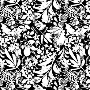 Florantine Summer - black