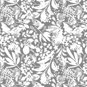 Florantine Summer - gray