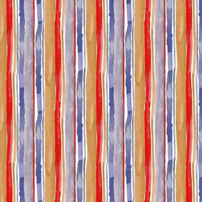 Dusky Stripes Mustards