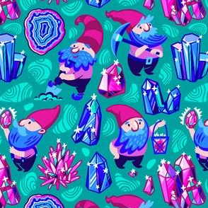 Little gnomes and gems_2