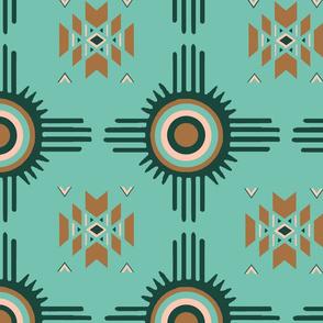 Zuni Sun - Spearmint