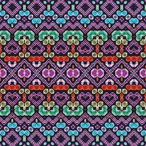 Random Aztec Rainbow Whimsy