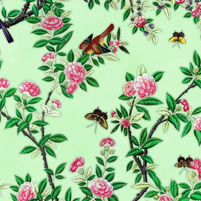 Chinoiserie Green - large