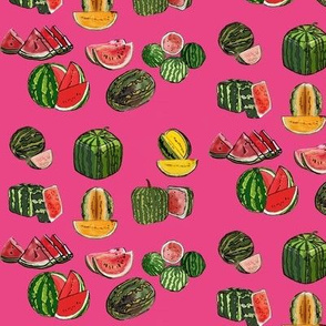 Watermelons! Watermelons! Watermelons!