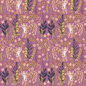 Pink Tiger violet large