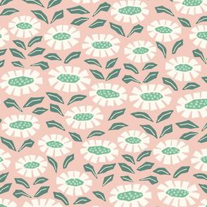 Coneflower Prairie-blush pink