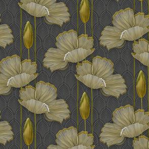 Fleurs d'or  smaller size