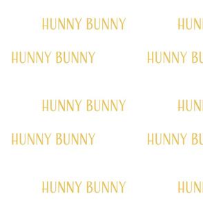 Golden Hunny Bunny