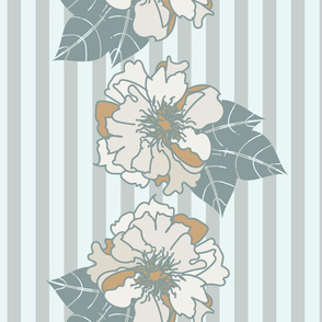 floral lines by rysunki_malunki