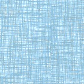 Painted Canvas* (Sailor)    texture faux linen hatch hatching light blue pastel