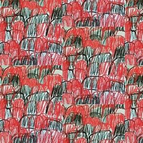 red mound field