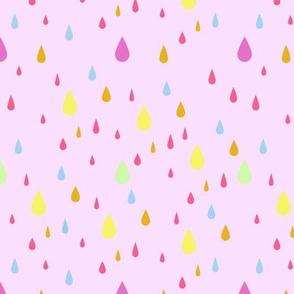 Sorbet Raindrops