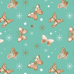 Butterflies | Spearmint