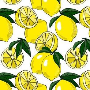 Allover Lemons
