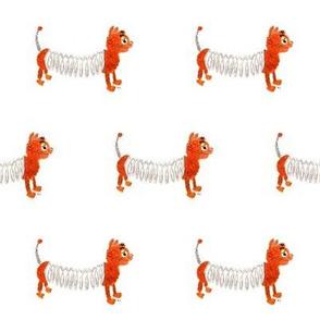 Slinky Cat