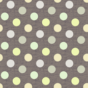 bonnie dots light green and yellow