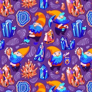 Little gnomes and gems_3