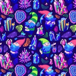 Little gnomes and gems_4
