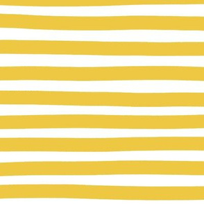 stripe yellow ochre