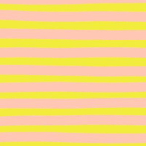 stripe yellow pink