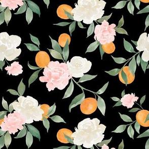 Kumquat bouquet black