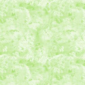 Lime Green Abstract Batik
