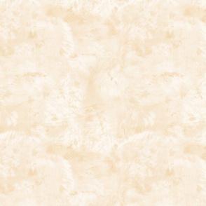 Soybean Cream Abstract Batik