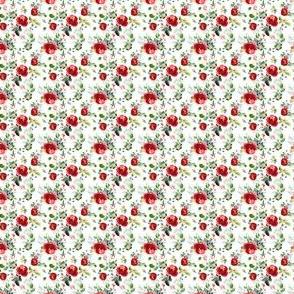 "1"" Boho Winter Garden - White"