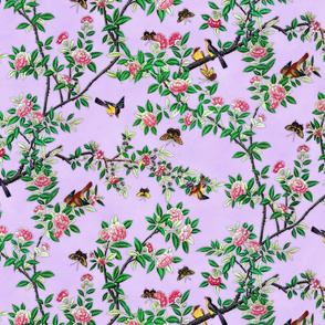 Chinoiserie Purple - small