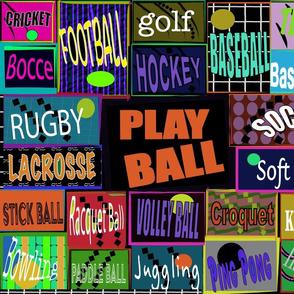 PLAY BALL THREE 01