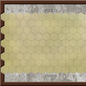 Ancient War Game Field