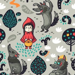 Little Red Riding Hood_2