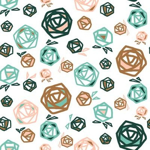 Diamond Roses