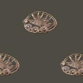 Bronze Victorian Fish