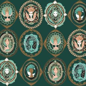 Mythical Goddesses