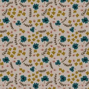 Hazel Vintage ditsy floral