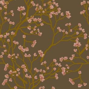 Hazel vintage cherry blossom