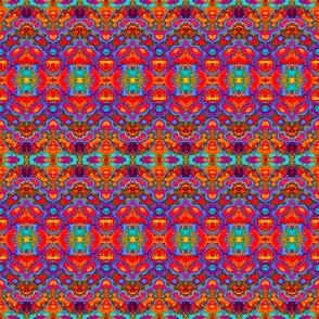 Mandala Stripes
