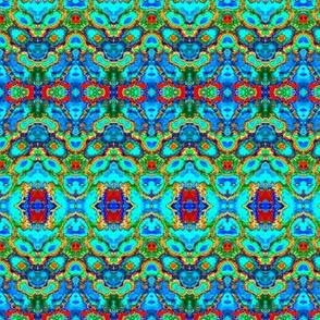 Cool Moroccan Mosaic