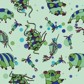 waterbug-teddy-bear1-green