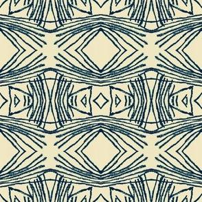 blue tiki lines