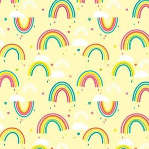Painted Rainbows - Smaller Print