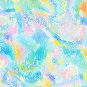 Wild Painted Rainbows