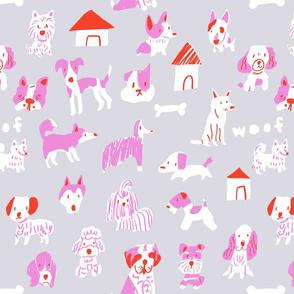 dog pattern rp