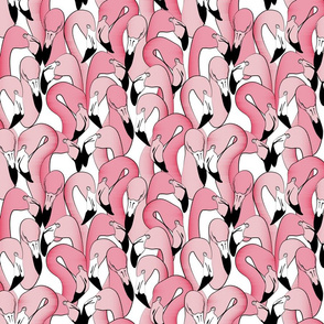 Flamingo POP HALF SIZE