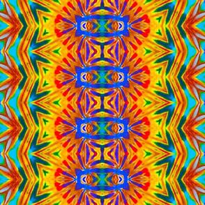 Aztec Sunrise