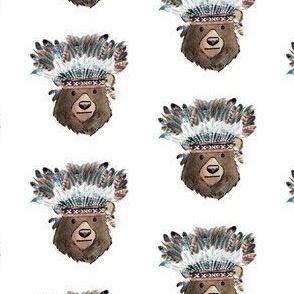 "2.5"" Chief Bear"
