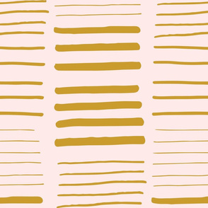 Thick and Thin Lines Pattern